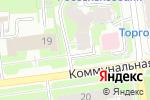 Схема проезда до компании Себор в Пскове