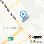 Русская трапеза на карте Пскова