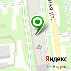 Местоположение компании Псковдормост
