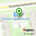 Местоположение компании Букмекерская контора