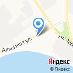 Чистый город на карте Пскова