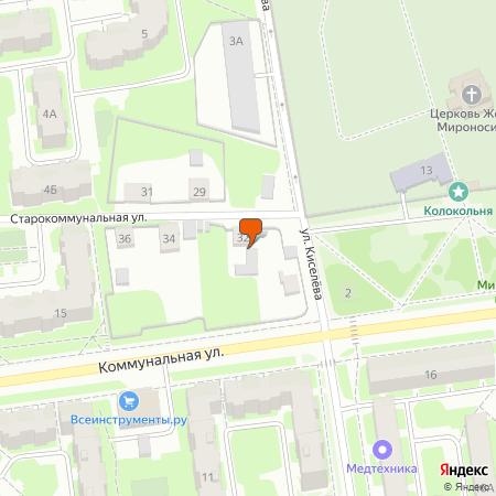 Старокоммунальная ул., 32