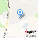 Интерлинк на карте Пскова