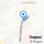 БРенд на карте Пскова
