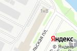 Схема проезда до компании Эксперт оценка в Пскове