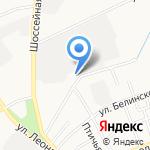 Клинтекс на карте Пскова