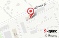 Схема проезда до компании ПРОМДИАГНОСТИКА-Псков в Пскове