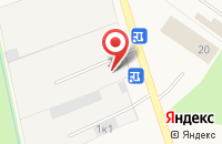 Схема проезда до компании Центр авторазборки на ул. Котово в Котово