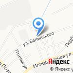 СтройТехСервис на карте Пскова