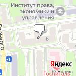 Магазин салютов Псков- расположение пункта самовывоза