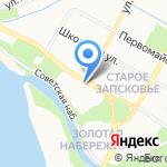 АВТО-Макси на карте Пскова