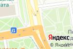 Схема проезда до компании Drom.ru в Пскове