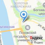 GSM-Service на карте Пскова