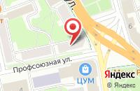 Схема проезда до компании Псковэлектро в Пскове