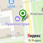 Местоположение компании Учебный центр содействия развитию транспортно-дорожного комплекса Псковской области, АНО