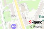 Схема проезда до компании Логос в Пскове