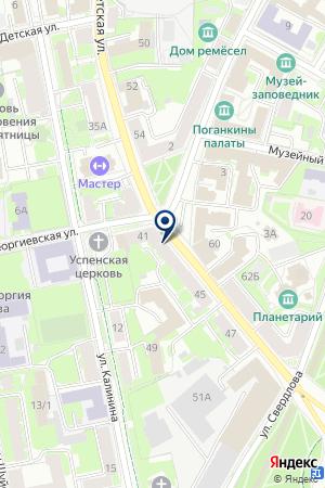STIHL на карте Пскова