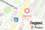 Схема проезда до компании Ритуальные услуги и памятники в Пскове