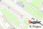 Схема проезда до компании Qiwi в Пскове