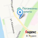 КОМТЭК на карте Пскова