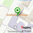 Местоположение компании Спецпроектреставрация