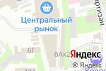 Схема проезда до компании Free style в Пскове