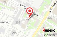 Схема проезда до компании Псковская ритуальная компания в Пскове