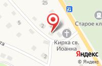Схема проезда до компании СуЖдаль в Ивановском