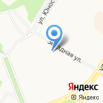 Восьмой Район на карте Пскова