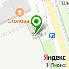 Местоположение компании Технометсервис