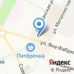 Анти-Долг на карте Пскова