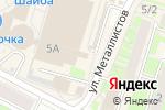 Схема проезда до компании Мир одежды и обуви в Пскове