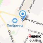 Зоомаркет на карте Пскова