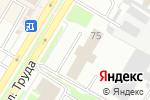 Схема проезда до компании Межрайонный регистрационно-экзаменационный отдел ГИБДД в Пскове