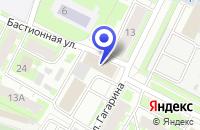 Схема проезда до компании БАЛТИЙСКОЕ СТРАХОВОЕ ОБЩЕСТВО в Пскове