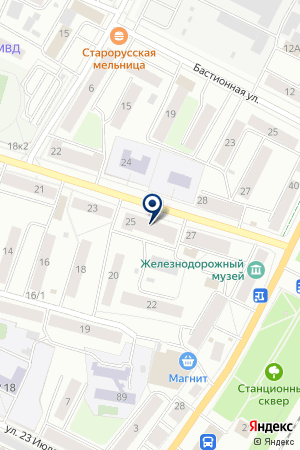 МАГАЗИН ДЛЯ САДОВОДОВ 6 СОТОК на карте Пскова