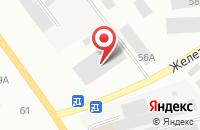 Схема проезда до компании Ланс в Пскове