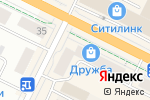 Схема проезда до компании Девчата в Пскове