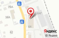 Схема проезда до компании Инком-Сервис в Пскове