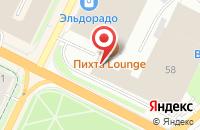 Схема проезда до компании Центр сертификации и испытаний в Пскове
