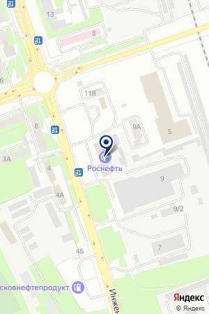 МАГАЗИН МЕБЕЛЬ ДЛЯ ДОМА на карте Пскова