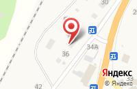 Схема проезда до компании Кузовной ремонт в Черёхе