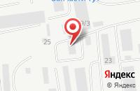 Схема проезда до компании Опмана Металл в Пскове