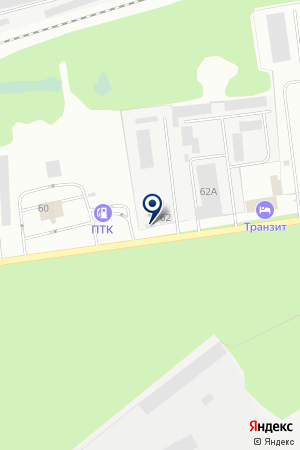 АВТОМОЙКА АЗС ТРЕЙДЕР на карте Пскова