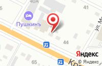 Схема проезда до компании Спецлегконструкция в Пскове