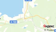 Отели города Косколово на карте