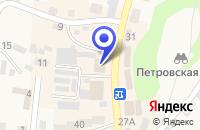 Схема проезда до компании МАСТЕР ПЛЮС в Себеже