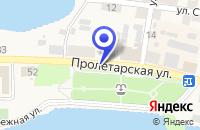 Схема проезда до компании ГОСТИНИЦА СЕБЕЖ в Себеже