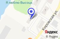 Схема проезда до компании ЭЛЕКТРОТЕХНИЧЕСКАЯ ФИРМА СПЕЦСТРОЙМОНТАЖ в Советском