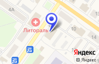 Схема проезда до компании СВАДЕБНЫЙ САЛОН КРАСОТКА в Кириши